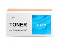 ALT : Toner Cyan remanufacturé alternative à 46508711 3000 pages pour OKI C332