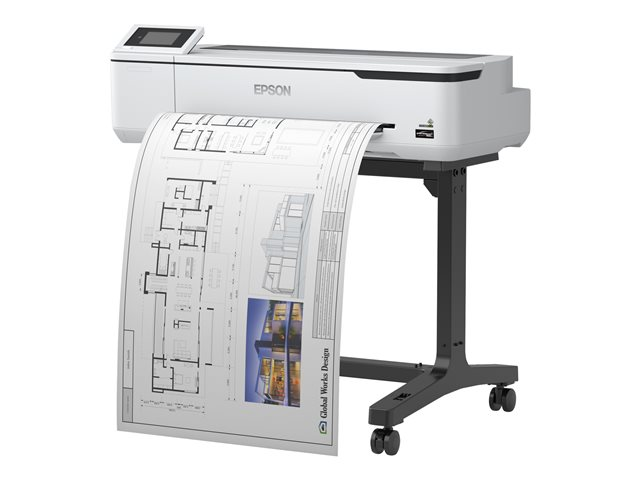 Epson SURECOLOR SC-T3100 - Imprimante grand format technique A1 (avec stand)