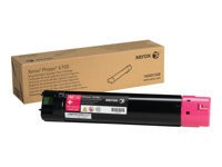 Xerox : MAGENTA HIGH CAPACITY TONER cartridge PHASER 6700