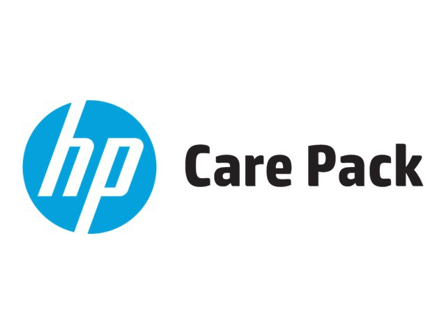 HP : 1Y PW NEXT business DAY ONSITE NB only SVCCARE pack Garantie (elec)