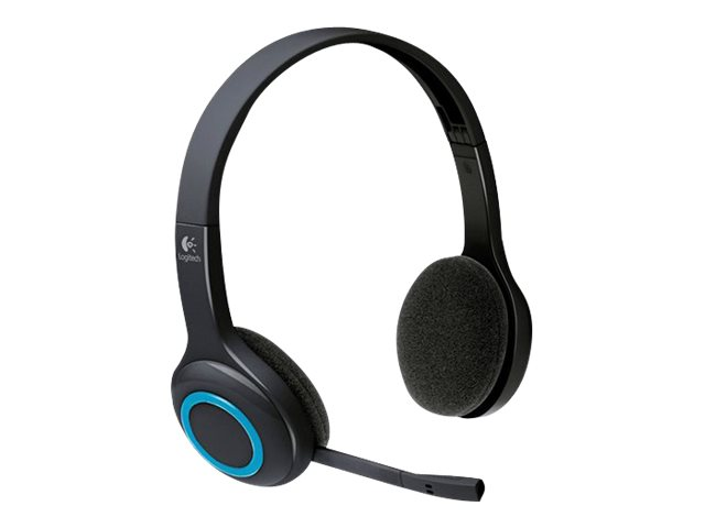 Logitech : WIRELESS HEADSET H600 .