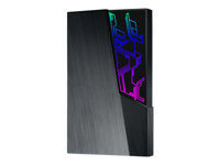 Asustek : ASUS FX GAMING HDD 2 TB EHD-A2T USB 3.1 2.5IN HDD AURA SYNC RGD