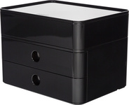 HAN Module de rangement SMART-BOX plus ALLISON, jet black