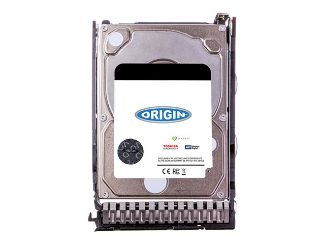 Origin Storage : 900GB HOT PLUG ENTERPRISE 10K 2.5IN SAS OEM: 652589-B21