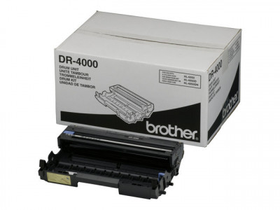 Brother : DR-4000 DRUM UNIT 30000 SHT F/ HL-6050 SERIES