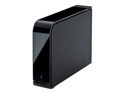Buffalo Technology : DRIVESTATION 1TB USB3.0 7200RPM EXT HDD HW ENCRYPTED