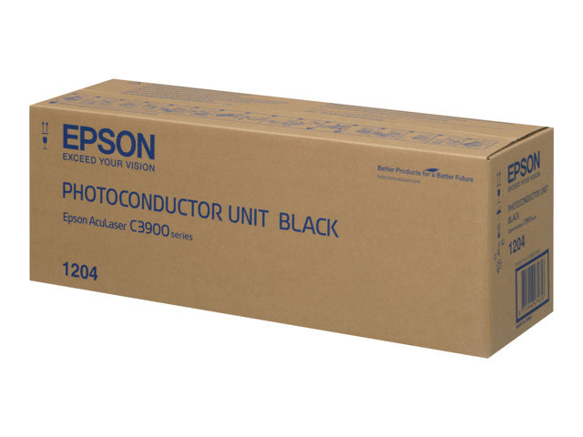 Epson : PHOTOCONDUCTOR UNIT BLACK S051204 30.000 PAGES