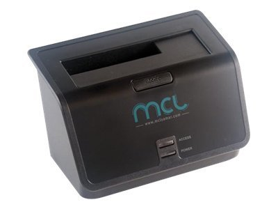 MCL Samar : DOCKING STATION USB 2.0 pour HDD SATA 2.5/3.5IN