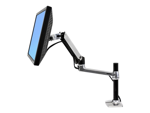 Ergotron : LX DESK MOUNT LCD ARM TALL POLE .