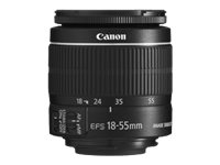 Canon : EF-S 18-55 IS II LENS pour EOS CAMERAS