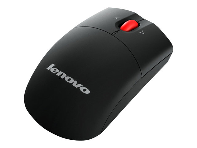 Lenovo : LENOVO laser WIRELESS MOUSE .