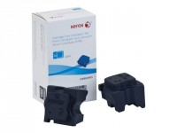 Xerox : SOLID INK CYAN (2 STICKS) pour 8870 YIELD 4 200 PAGES