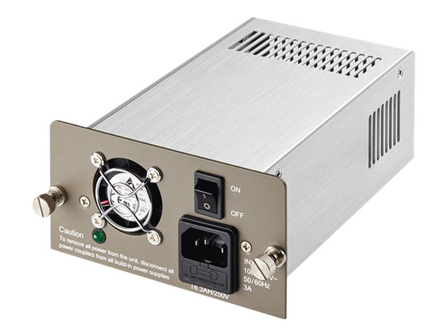 TP-Link : TL-MCRP100 100-240V REDUNDANTE POWERSUPPLY pour TL-MC1400