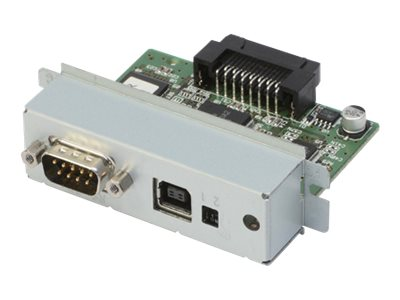 Epson : 9 PIN SERIAL interface BOARD avec USB (UB-09)