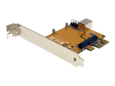 Startech : PCI EXPRESS TO MINI PCI-E card ADAPTER