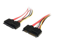 Startech : 12IN 22 PIN SATA POWER et data extension cable