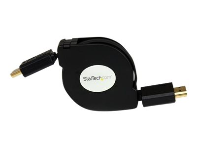 Startech : 4FT RETRACTABLE HIGH SPEED HDMI TO HDMI cable