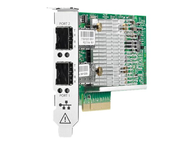 HP : ETHERNET 10GB 2P 530SFP+ ADPTR