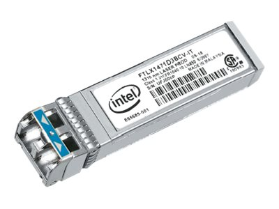 Intel : ETHERNET SFP+ OPTICS LR SUPPORTS X520-DA2 ADAPTER