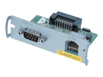 Epson : 9 PIN SERIAL interface BOARD avec DM-D