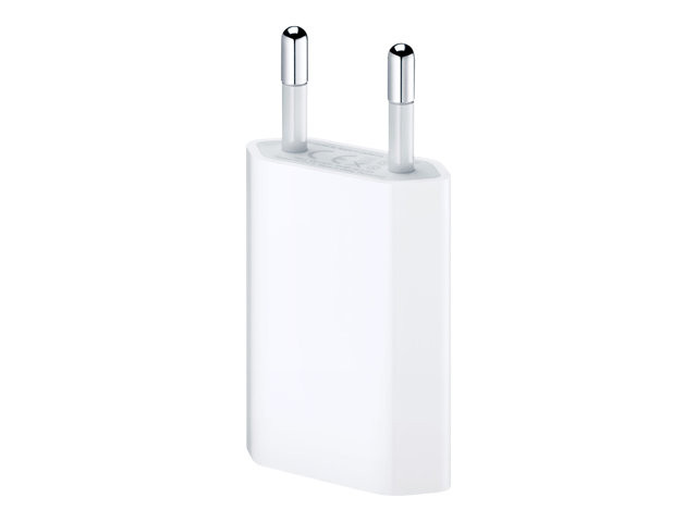 Apple : 5W USB POWER ADAPTER (EU) EUROPEAN ML