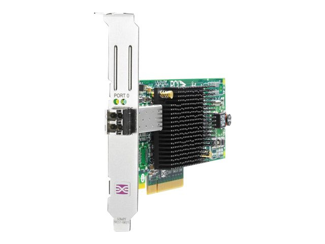 HP : 81E HOST BUS ADAPTER FC SC 8 GB/S PCI-E-TO-FIBRE CHANNEL