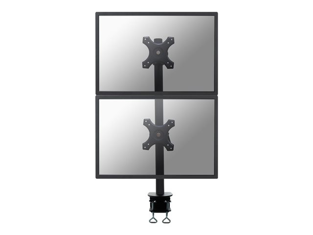 NewStar : LCD/TFT DESK MOUNT pour 2 LCD/TFT SCREENS UP TO 24IN