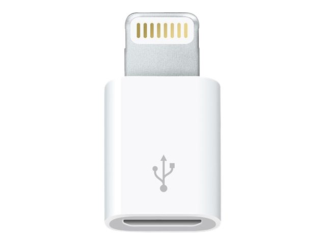 Apple : LIGHTNING TO MICRO USB ADAPTER ML
