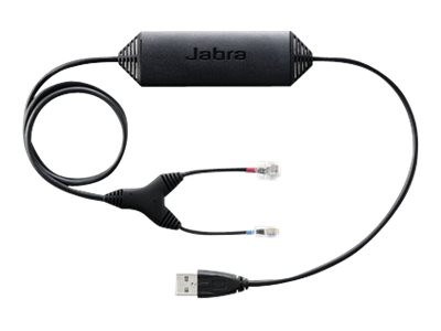 Jabra : ACCESSORY EHS ADAPTER pour CISCO DESKPHONE VIA USB