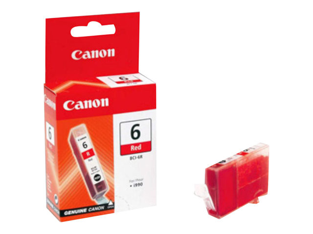 Canon : BCI-6R INK TANK RED