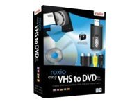 Corel : EASY VHS TO DVD pour MAC uk (mac)