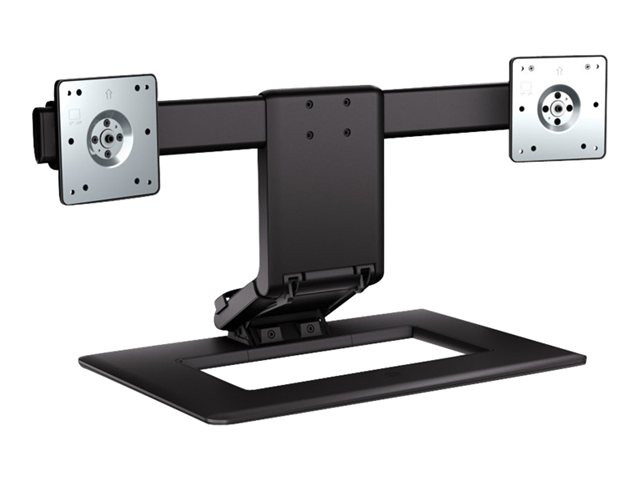 HP : HP ADJUSTABLE DUAL MONITOR STAN . (7.62kg)