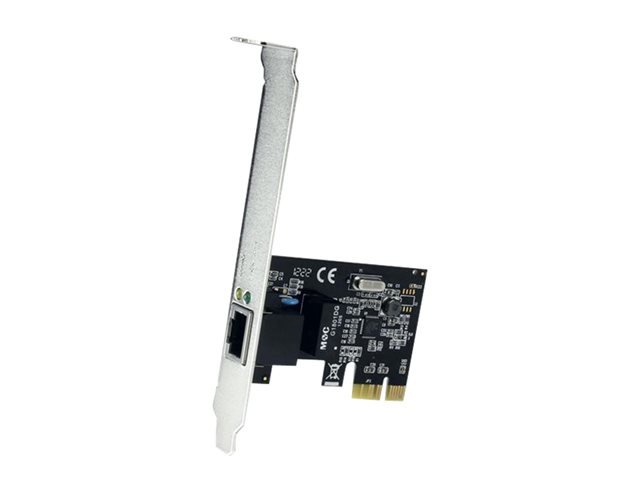 Startech : 1PORT PCI EXPRESS GIGABIT SRVR ADAPTER - PCIE NETWORK card