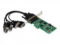 Startech : 4PORT DUAL PROFILE PCI EXPRESS RS232 RS422 RS485 SERIAL card