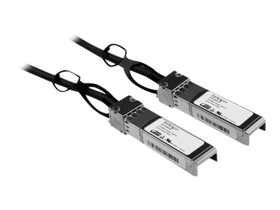 Startech : CABLE SFP+ DIRECT ATTACH TWINAX 10GBE COMPATIBLE CISCO 1M PASSIF