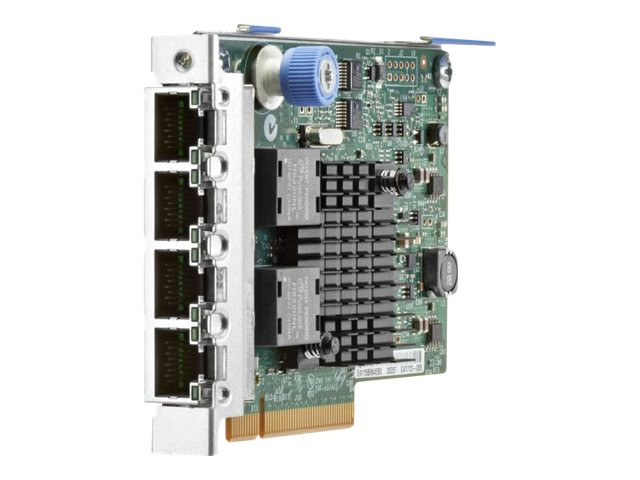HP : HP ETHERNET 1GB 4-PORT 366FLR HP - ISS SERVER TOPCONFIG