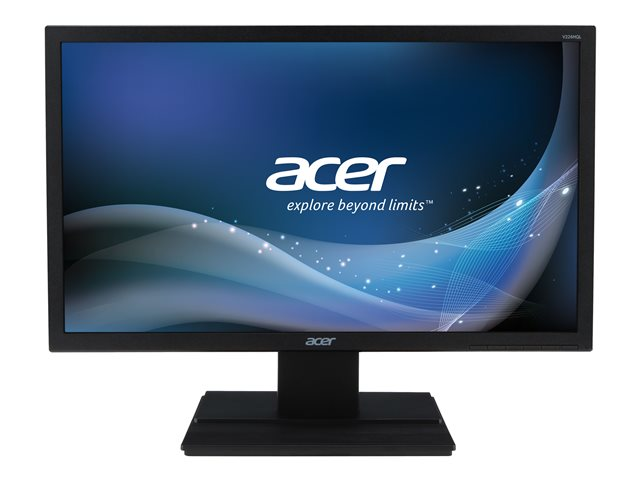 Acer : 18.5IN LED 1366X768 5MS V196HQLAB 100M:1 Noir fr