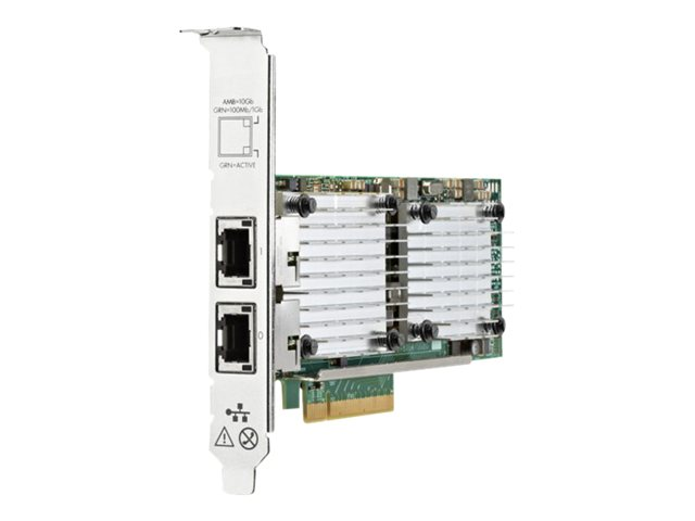 HP : HP ETHERNET 10GB 2P 530T ADPTR .