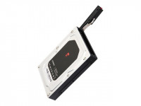 Kingston : 2.5IN TO 3.5IN SATA DRV CARRIER NOTE: MUST ORDER W/KINGSTON SSD