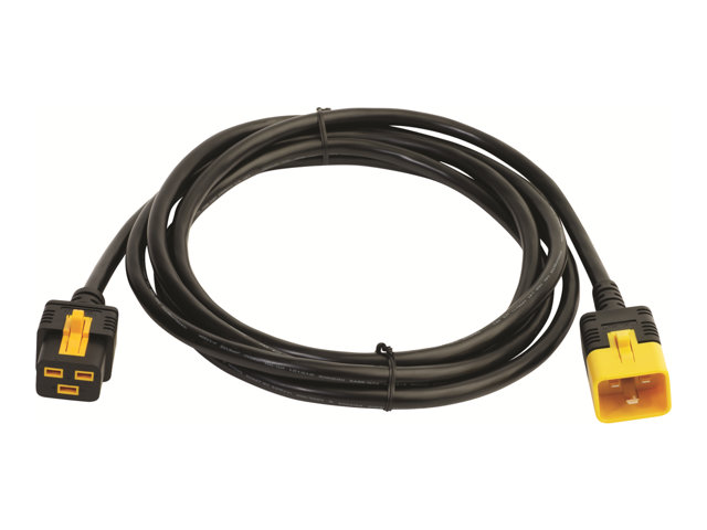APC : POWER CORD LOCKING C19 TO C20 3.0M
