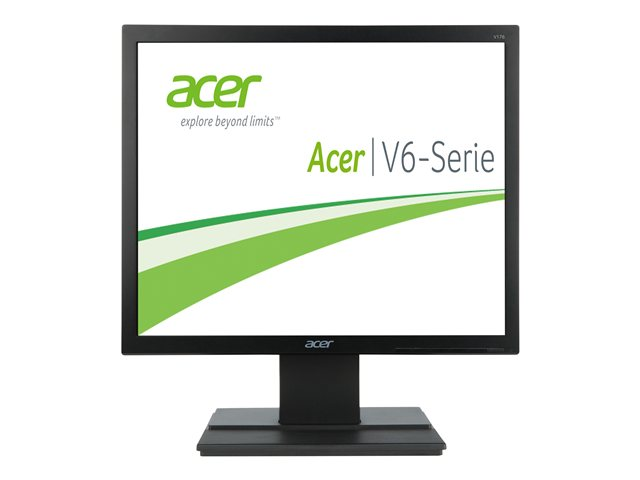 Acer : 17IN LED 1280X1024 4:3 5MS V176LB 1000:1 VGA