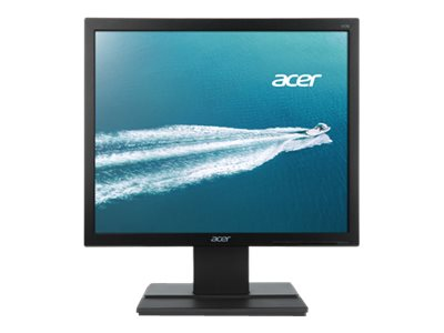 Acer : 17IN LED 1280X1024 4:3 5MS V176LBMD 1000:1 VGA/DVI gr