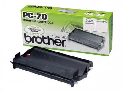 Brother : kit recharge RUBAN ENCREUR 140 PAGES