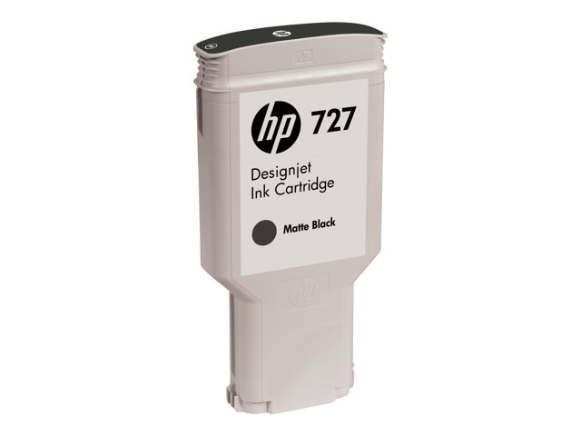 HP : INK cartridge HP 727 300ML Photo Noir