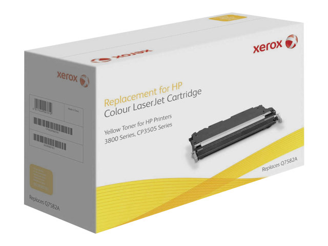 Xerox : TONER XEROX pour HP Q7582A 6000 pages