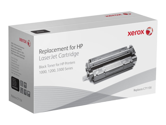 Xerox : TONER XEROX pour HP C7115X 5900 pages