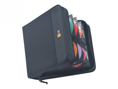 Case Logic : CD-ROM ORGANIZER NYLON 208CD