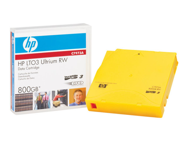 HP : DATA cartridge ULTRIUM 400GB-800GB