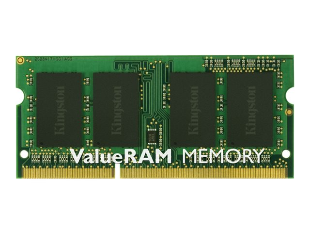 Kingston : 4GB 1600MHZ DDR3L NON-ECC CL11 SODIMM 1.35V
