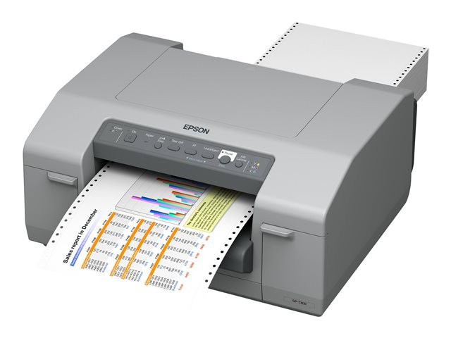 Epson : GP-C831 EPSON printer PAR USB-LAN100/10BASE interface (16.60kg)